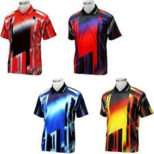 Mens Women Ping Pong Jersey Table Tennis Tshirt Top Tee Dry Fit Sport Competiton