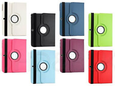 360 Rotary PU Leather Whole Cover Case For Samsung Galaxy Asus LapTop Tablet
