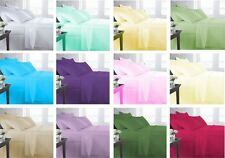 EXTRA DEEP POCKET ALL BEDDING ITEM 1000TC 100%EGYPTIAN COTTON ALL SIZE TURQUOISE