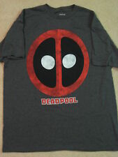 DEADPOOL sword gun MERC With a MOUTH movie Comic BOOK Marvel NWT MEN'S T-Shirt