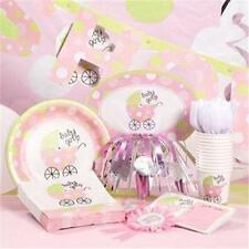 BABY GIRL CARRIAGE BABY SHOWER PARTY SUPPLIES CoMb Ship DiScOuNt
