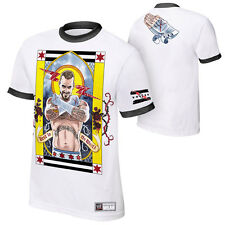 WWE CM PUNK SECOND CITY SAINT YOUTH OFFICIAL T-SHIRT NEW (ALL SIZES)