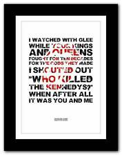 THE ROLLING STONES Sympathy For The Devil #2 ❤ song lyrics poster art print
