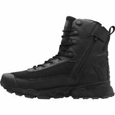 Under Armour 1236879 Men Valsetz Side ZIP Tactical Military Swat Trail  Boots
