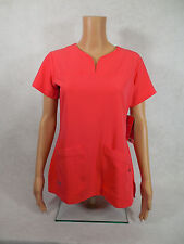 Grey's Anatomy Signature Scrub Top. Style 2121. Coral. **NEW**  *Free Shipping*