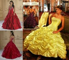 Wedding Embroidery Bridal Dresses Stock Size 4 6 8 10 12 14