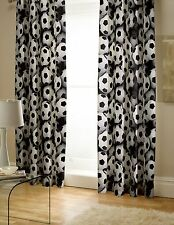 Catherine Lansfield Its A Goal Football Curtains 66x72 inches