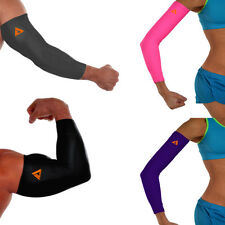 MPS Men's, Women's Arms Compression Sleeves Support for Basketball Cycling Bike