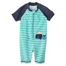 Just One You™ Made by Carter's&#174  Toddler Boys' Whale Full Body Rash Guard