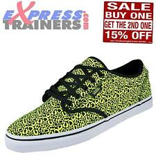 Vans Authentic Womens Girls Atwood Low Cheetah Plimsoll Trainers Ylw *AUTHENTIC*