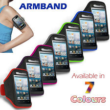 SPORT RUNNING GYM ARMBAND ARM BAND STRAP CASE COVER FOR HUAWEI ASCEND Y300