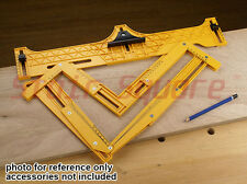 Stair Square Staircase Stairs Layout Construction Tool Building Woodworking New