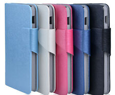 For Alcatel one Touch Smart Phone New Flip Slim PU Leather Stand Cover Case