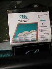 Waveless Waterbed Mattress Sterling Corona Del Mar FREE SHIP Made in USA On SALE