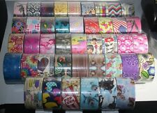 *NEW* Duck Brand Duct Tape Rolls - Camo, Lace, Animal Patterns & More Patterns!!