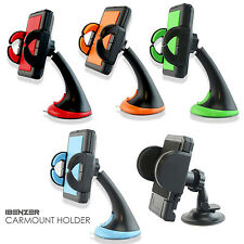 Car Windshield Suction Cup 360° Rotating Mount Stand Holder For cellphones GPS