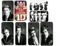 1D ONE DIRECTION hard phone case Harry Niall for Samsung S3 mini S4, S5, M7, Z10