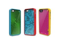 Hardback Bumper Game Puzzle Maze Design Phone Case Cover For iPhone 5 5S 5colors