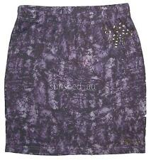 8 - 12 Womens Rip Curl VORTEX Skirt NSH Womens Girls Short Skirts Rrp $50