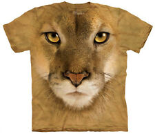 The Mountain - - Montagne Homme Lion T-shirt