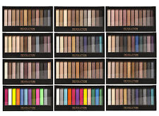 MAKEUP REVOLUTION Eyeshadow Palette Naked Dupe Brights All Shades