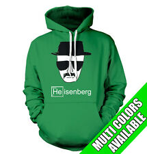 Heisenberg HOODIE Funny Breaking Bad TEE Mr t-shirt White Man RV Pinkman T0042