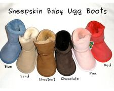 NEW BABY UGG BOOTS, 6 COLOURS, SIZES S-XL, SUIT 1-3 YRS