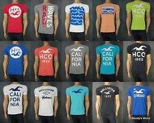 Hollister Men's T-Shirt NWT Size S M L XL New Tee 2014 HCO  Muscle