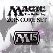 Magic MTG 2015 Core Set M15 Factory Sealed Booster Box Pack Case The Gathering