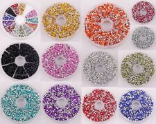 10g (about 750pcs) BeautifyJewelry  Acrylic Crystals Nail Art Decor Rhinestones
