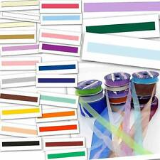 Organza Ribbon On Reels  25 Colours 6mm to 32mm Sheer,Organdie ,Presents,Hair