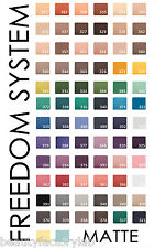 INGLOT MATTE EYESHADOW REFILL  314 - 358 Professional FREEDOM SYSTEM Full Size