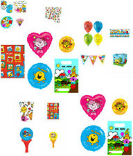 MR MEN PARTY ITEMS, BALLOONS,INVITES,PLATES,CUPS,TABLECOVER, PARTY BAGS,
