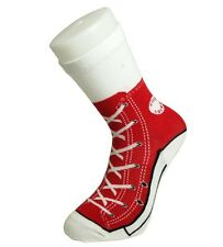Silly Sneaker Socks Unisex Novelty Style Cotton Socks Fun Gift Idea