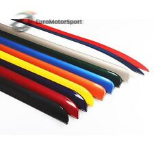 * Custom Painted Rear Trunk Boot Lip Spoiler Audi Tt 8J 2006- Coupe Convertible