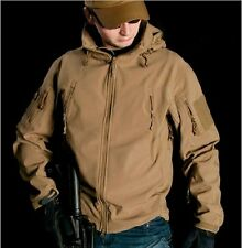 Tactical Jacket Lurker Shark Skin Soft Shell Sport Outdoor Military Waterproof