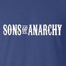 New T-shirt Son's Of Anarchy box set related motor cycle club patch harley dvd