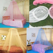 New Fashion Lace Bed Dome Netting Canopy Fly Insect Mosquito Net for U Sleep
