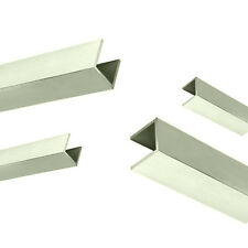 Aluminium Channel from 50mm up to 3000mm U Section, C Section Aluminium
