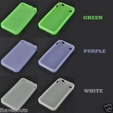 Glow In The Dark Protective Case Cover For iPhone 4 4G 4S Illuminated Fluro Cool