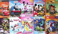 My Busy Books Disney Frozen,Batman,Spiderman,Sofia,Ninja Turtles,My Little Pony