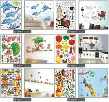 Removable Wall Art Decal Vinyl Stickers Home Decor Mural DIY