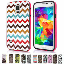 Cheap! Chic Patterns Durable TPU Soft Protector Cover Case For Samsung Galaxy S5