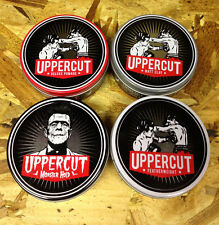 Uppercut Deluxe Pomade Matt Monster Featherweight  Hold Water Based Hair Product