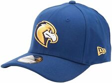 College NCAA Marquette Hawks Blue Gold Fitted New Era 39Thirty Baseball Hat Cap