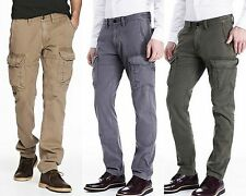 Armani Exchange A|X Men's Cotton Cargo Pants
