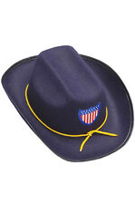 Brand New Military Civil War Union Officer Hat Costume Accessory