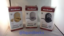 KWIKSET SMARTCODE 912 Keyless Entry Lever Lock WITH ZWAVE