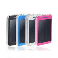 Fashion 16000mAh Solar Power Panel USB Battery Charger For iPhone 6 Plus 5S 5C 5
