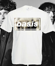 Oasis T Shirt Definitely Maybe 20 Years Liam Noel Gallagher Heathen Chemistry
